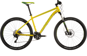 Bicicletas Modelos 2015 Ghost MTB Rígidas Kato 27.5´´ Kato 7 Código modelo: Kato 7 Limegreen Green Darkgreen Sv Mg 9947