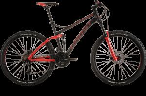 Bicicletas Modelos 2015 Ghost MTB Dobles Kato FS Kato FS 2 Código modelo: Kato Fs 2 Black Red Grey Sv Mg 9240