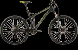 Bicicletas Modelos 2015 Ghost MTB Dobles Kato FS Kato FS 7 Código modelo: Kato Fs 7 Black Limegreen White Sv Mg 9670