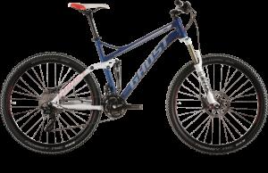 Bicicletas Modelos 2015 Ghost MTB Dobles Kato FS Kato FS 7 Código modelo: Kato Fs 7 Darkblue White Red Sv Mg 9146