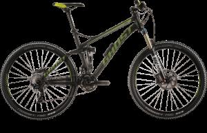 Bicicletas Modelos 2015 Ghost MTB Dobles Kato FS Kato FS 7 E:i Código modelo: Kato Fs 7 Ei Black Limegreen White Sv Mg 9649