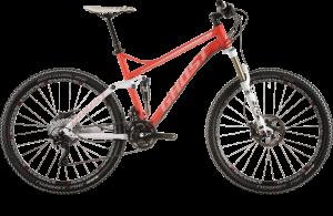 Bicicletas Modelos 2015 Ghost MTB Dobles Kato FS Kato FS 8 Código modelo: Kato Fs 8 Red White Sv Mg 9694
