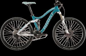 Bicicletas Modelos 2015 Ghost MISS Lanao FS Lanao FS 4 Código modelo: Lanao Fs 4 Darkpetrol White Petrol Sv Mg 0110