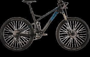 Bicicletas Modelos 2015 Ghost MTB Dobles RIOT Riot 5 LC Código modelo: Riot 5 Lc Black Blue Grey Sv Mg 9393