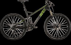 Bicicletas Modelos 2015 Ghost MTB Dobles RIOT Riot 7 LC Código modelo: Riot 7 Lc Black Green Grey Sv Mg 9420