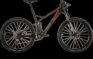 Bicicletas Modelos 2015 Ghost MTB Dobles RIOT Riot 9 LC Código modelo: Riot 9 Lc Black Red Grey Sv Mg 0179