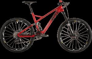 Bicicletas Modelos 2015 Ghost MTB Dobles RIOT LT Riot LT 10 LC Código modelo: Riot Lt 10 Red Black Darkred Sv Mg 9258 01