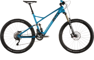 Bicicletas Modelos 2015 Ghost MTB Dobles RIOT LT Riot LT 6 LC Código modelo: Riot Lt 6 Lc Blue Black Darkblue Grey Sv Mg 9408