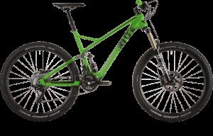 Bicicletas Modelos 2015 Ghost MTB Dobles RIOT LT Riot LT 8 LC Código modelo: Riot Lt 8 Lc Green Black Darkgreen Grey Sv Mg 9402