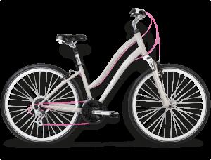 Bicicletas Modelos 2015 Kross Urbanas Bisette Código modelo: Bisette Platynowy Bialy Rozowy Mat