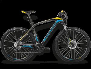 Bicicletas Modelos 2015 Kross MTB MTB XC 29´´ Level B2 Código modelo: Level B2 Czarny Niebieski Zolty Polysk