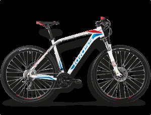 Bicicletas Modelos 2015 Kross MTB MTB XC 29´´ Level B4 Código modelo: Level B4 Bialy Niebieski Czerwony Polysk