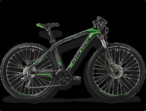 Bicicletas Modelos 2015 Kross MTB MTB XC 29´´ Level B4 Código modelo: Level B4 Czarny Zielony Polysk