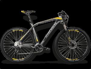 Bicicletas Modelos 2015 Kross MTB MTB XC 29´´ Level B6 Código modelo: Level B6 Grafitowy Czarny Zolty Mat