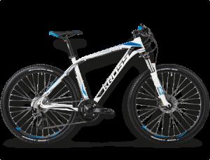 Bicicletas Modelos 2015 Kross MTB MTB XC 27.5´´ Level R3 Código modelo: Level R3 Bialy Czarny Niebieski Polysk