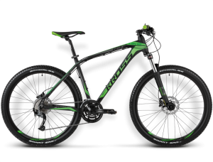 Bicicletas Modelos 2015 Kross MTB MTB XC 27.5´´ Level R3 Código modelo: Level R3 Czarny Zielony Mat