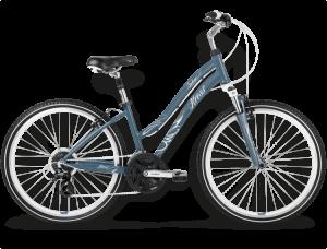 Bicicletas Modelos 2015 Kross Urbanas Satine Código modelo: Satine Blekitny Bialy Polysk