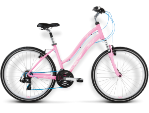 Bicicletas Modelos 2015 Kross Urbanas Silk Código modelo: Silk Pudrowy Bialy Niebieski Mat