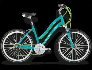 Bicicletas Modelos 2015 Kross Urbanas Silk Código modelo: Silk Turkusowy Bialy Zielony Polysk