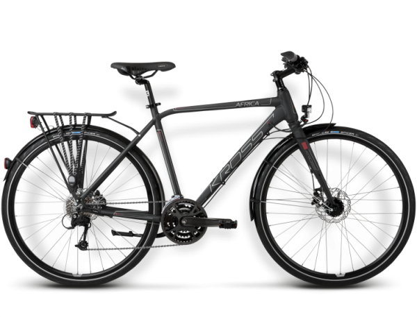 Bicicletas Modelos 2015 Kross Trekking Trans Africa Código modelo: Trans Africa Czarny Bordowy Mat