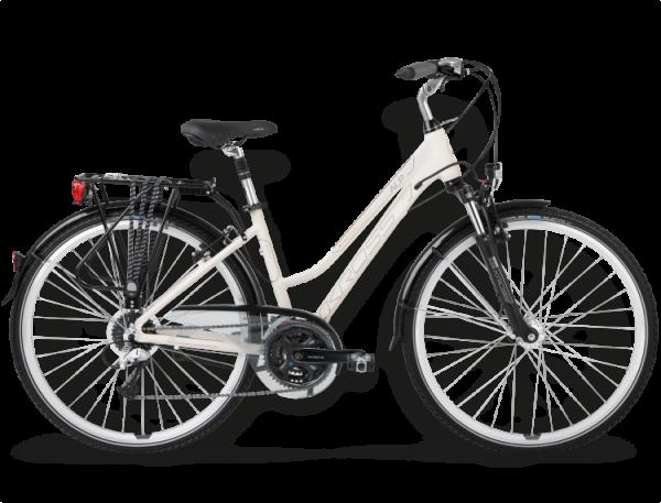 Bicicletas Modelos 2015 Kross Trekking Trans Alp Código modelo: Trans Alp Bezowy Brazowy Mat