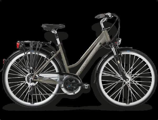 Bicicletas Modelos 2015 Kross Trekking Trans Alp Código modelo: Trans Alp Khaki Bezowy Mat