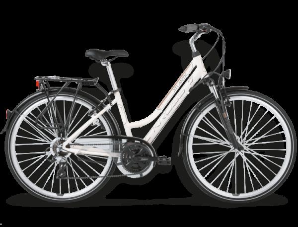 Bicicletas Modelos 2015 Kross Trekking Trans Atlantic Código modelo: Trans Atlantic Kremowy Brazowy Polysk