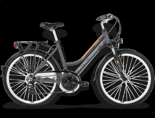 Bicicletas Modelos 2015 Kross Trekking Trans India Código modelo: Trans India Grafitowy Miedziany Mat