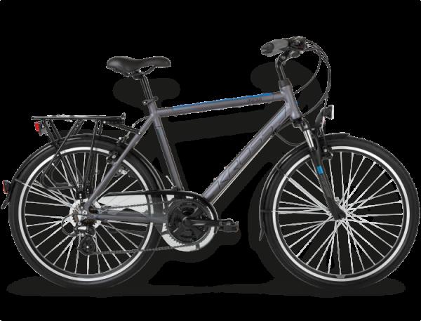 Bicicletas Modelos 2015 Kross Trekking Trans India Código modelo: Trans India Grafitowy Niebieski Mat