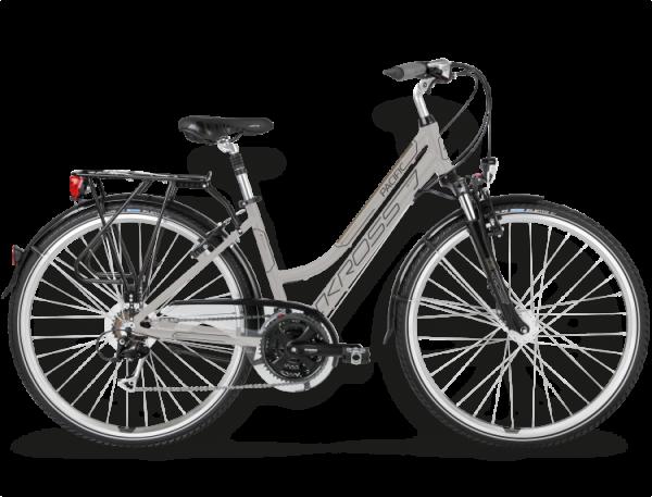 Bicicletas Modelos 2015 Kross Trekking Trans Pacific Código modelo: Trans Pacific Jasny Szary Mat