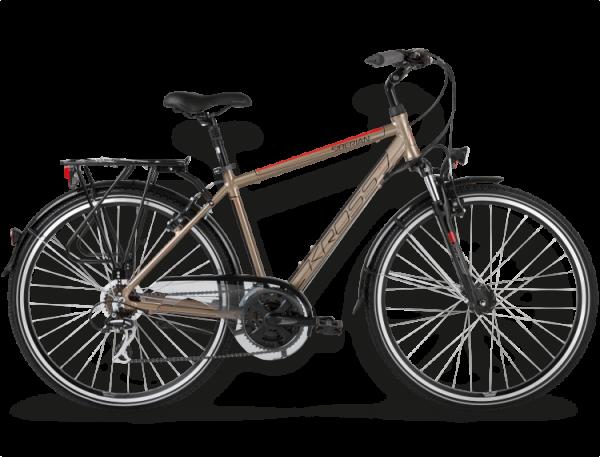 Bicicletas Modelos 2015 Kross Trekking Trans Siberian Código modelo: Trans Siberian Jasny Brazowy Miedziany Mat