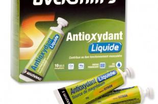 Tienda online Accesorios Nutrición Gel Antioxidante líquido Overstims