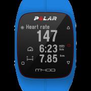 Polar M400 + HR Foto 5 - Código modelo: M400 Blue 550x600 10
