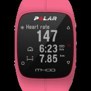 Polar M400 + HR Foto 4 - Código modelo: M400 Pink 550x600 10