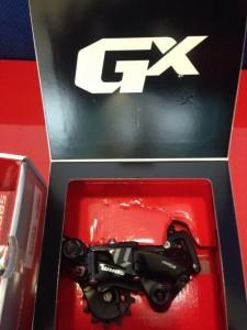 Nuevo grupo Sram GX11×11 Foto 2