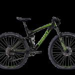 Bicicletas Modelos 2015 Ghost MTB Dobles AMR AMR 4 Código modelo: MY2016 AMR 4 BLACK GREEN V 01