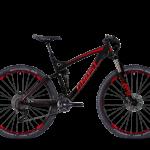Bicicletas Modelos 2016 Ghost MTB Doble Suspensión AMR 29´´ AMR 6 Código modelo: MY2016 AMR 6 BLACK RED V 01