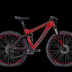 Bicicletas Modelos 2016 Ghost MTB Doble Suspensión AMR 29´´ AMR LC 8 Código modelo: MY2016 AMR 8 LC RED BLACK V 01