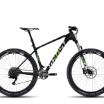 Bicicletas Modelos 2016 Ghost MTB Rígidas Asket 27,5´´ Asket 5 LC Código modelo: MY2016 ASKET 5 LC BLACK WHITE GREEN V 01