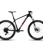 Bicicletas Modelos 2016 Ghost MTB Rígidas Asket 27,5´´ Asket 8 LC Código modelo: MY2016 ASKET 8 LC BLACK WHITE RED V 01