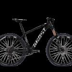Bicicletas Modelos 2016 Ghost MTB Rígidas Asket 27,5´´ Asket LC 9 Código modelo: MY2016 ASKET 9 LC BLACK WHITE GREY V 01