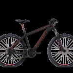 Bicicletas Modelos 2016 Ghost MTB Rígidas Kato 27.5´´ Kato 1 Código modelo: MY2016 KATO 1 BLACK RED GREY V 01