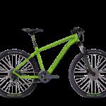 Bicicletas Modelos 2016 Ghost MTB Rígidas Kato 27.5´´ Kato 4 Código modelo: MY2016 KATO 4 GREEN DARKGREEN BLACK V 01