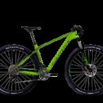 Bicicletas Modelos 2016 Ghost MTB Rígidas Lector 29´´ Lector 6 LC Código modelo: MY2016 LECTOR 6LC GREEN DARKGREEN BLACK V 01