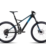 Bicicletas Modelos 2016 Ghost MTB Doble Suspensión Riot Riot 6 LC Código modelo: MY2016 RIOT 6 LC BLACK BLUE DARKBLUE V 01