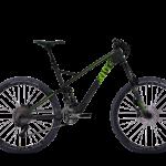 Bicicletas Modelos 2016 Ghost MTB Doble Suspensión Riot Riot 8 LC Código modelo: MY2016 RIOT 8 LC BLACK GREEN DARKGREEN V 01