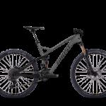 Bicicletas Modelos 2016 Ghost MTB Doble Suspensión SL AMR 27,5´´ SL AMR LC 10 Código modelo: MY2016 SLAMR 10 LC GRAY BLACK V 01
