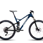 Bicicletas Modelos 2016 Ghost MTB Doble Suspensión SL AMR 27,5´´ SL AMR LC 4 Código modelo: MY2016 SLAMR 4 LC DARKBLUE WHITE V 01