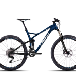 Bicicletas Modelos 2016 Ghost MTB Doble Suspensión SL AMR 27,5´´ SL AMR 5 Código modelo: MY2016 SLAMR 5 DARKBLUE BLACK WHITE V 01