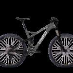 Bicicletas Modelos 2016 Ghost MTB Doble Suspensión SL AMR 27,5´´ SL AMR 5 Código modelo: MY2016 SLAMR 5 GRAY BLACK WHITE V 01
